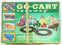Vintage 1962 Eldon Slot Car Go Karts Raceway