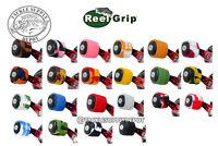 Reel Grips Slip on Reel Handle Grip Covers Set of 2 Pieces - Pick