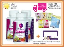 BN Multi-Vitamins Chewable for Bariatrics, 3 Pack, FREE Protein Water Samples