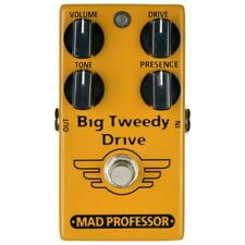 Mad Professor Big Tweedy Drive PCB Pedal UK trackable shipping