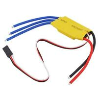 30A Speed Controller ESC Brushless ESC Electric Speed Control Voltage