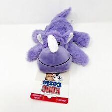 New listing Kong Dog Toy Cozie Rhino Purple Size Medium Cozie Rosie Nwt