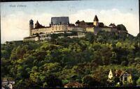 Postkarte Ansichtskarte AK PK s/w gelaufen Veste Coburg Franken Feldpost 1940
