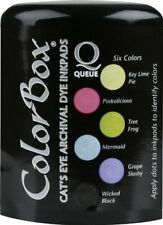 Clearsnap ColorBox Archival Dye Ink Pad Cat's Eye Queue - Tutti Fruiti - 6 pads