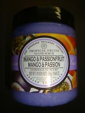 New The Somerset Toiletry Co. Body Sugar Scrub 19.4 oz/550g Mango & Passionfruit