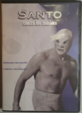 SANTO CONTRA LOS ZOMBIES - Alazraki DVD
