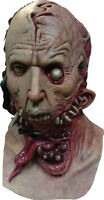 HALLOWEEN ADULT ALIEN HOST HORROR CREATURE MASK PROP