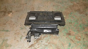 Land Rover Discovery 1 Center Blower Motor W. Heater Core & Evaporator 94-98 99