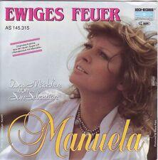 """7"" - MANUELA - Ewiges Feuer - near MINT !!!"