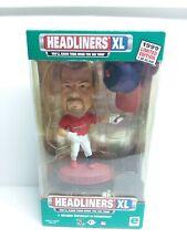 "1999 Mark McGwire St Louis Cardinals Corinthian Headliners XL 8"" Figure LE NIP"