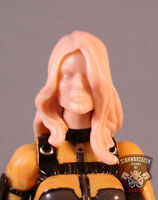 "FH017 Custom Cast Female head use with 3.75"" GI Joe Star Wars Marvel figures"