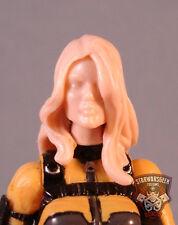 "FH017 Custom Cast Female head use with 3.75"" GI Joe Star Wars Marvel figures"