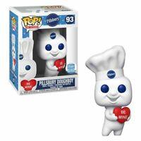 NIB Funko Pop Ad Icons Pillsbury Doughboy w Valentine Heart Vinyl Figure Doll 93