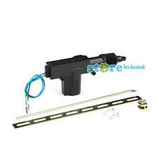 Car Central Door Lock Actuator Auto locking Motor Gun Universal Type 2 Wire