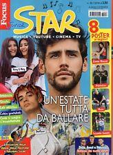 Focus Junior Star 2018 8 .Alvaro Soler,Beyoncé & Jay-Z,Mostro