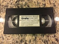 WEE SING TOGETHER MAGICAL MUSICAL VHS 1985 KIDS FAMILY FUN SING ALONG TAPE ONLY!