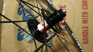American Classic Carbon 38 Tubular Rear Wheel Campagnolo 9/10/11/12 Speed