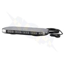 LED Autolamps MLB380R65ABM-VM Magnetic Led Mini Lightbar - Amber 12/24v