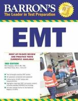 Barron's EMT: Emergency Medical Technician Exam  VeryGood