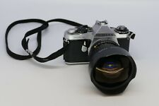 Ältere Pentax ME Super Analogkamera mit SMC Pentax 1:3.5 / 15 Objektif