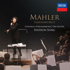 SHIYEON SUNG - MAHLER SYMPHONY NO.5 1CD BRAND NEW SEALED