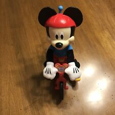 Fisher Price Mickey Mouse on A Bicycle 2014