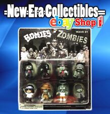 Homies Zombies Wave #1 Set of 8 2014 Homies Mini 1.5 Inch Figures
