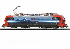 Trix-t22296 locomotora Eléctrica BR 193 SBB cargo int