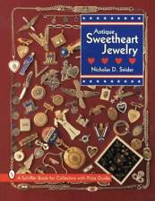 Antique Sweetheart Military Jewelry & Related REFERENCE WWII inc WASP Seabee Etc