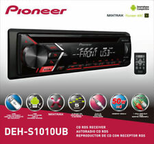 Pioneer Single Cd Receiver Built-in Mosfet Amplifier Usb Control Android Phones