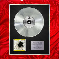 FAITH NO MORE INTRODUCE YOURSELF (Chuck Mosley ) CD PLATINUM DISC LP FREE P+P!