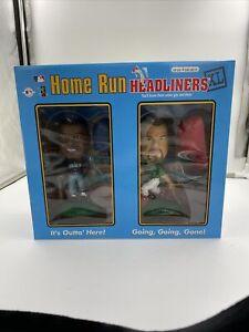Home Run Headliners MLB Bobble Head 2-pack - Mark McGwire and Ken Griffey Jr.