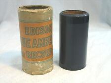 Edison Cylinder Blue Amberol Record #3129 Kawaihu Waltz Instrumental Duet -Ford