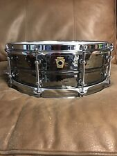 Ludwig Black Beauty Snare 5 X 14 Hammered