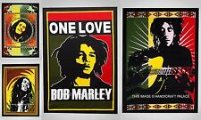 Wholesale LOT 200 PC Poster / Flag Tapestry Indian Wall Hanging BOB MARLEY Throw