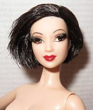 "NUDE BARBIE ~ RAVEN LEA KAYLA ""THE LOOK"" CITY SHINE MODEL MUSE DOLL FOR OOAK"