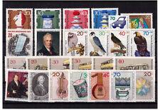 Berlin Mi.Nr.aus 435-463 ** Postfrisches Lot aus 1972/753------ca.27 M€-------23