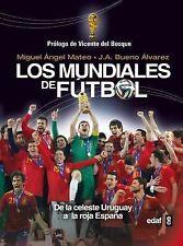 Historia de los mundiales (Spanish Edition), Miguel Angel Mateo, Good Condition,