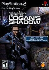 Syphon Filter: Logan's Shadow  NEW Sony PlayStation 2 PS2 Action video games