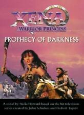 Xena Warria Princess - Prophecy of Darkness By Stella Howard