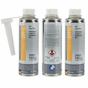 PROTEC DPF Super Clean Hochleistungsreiniger Dieselpartikelfilterreiniger 1,125L