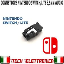 Connettore 3,5 mm Audio per cuffie ricambio headphone jack per NINTENDO switch