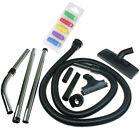 Vacuum Cleaner Hoover 2.5M Hose Tool Kit & 5 Fresheners For Henry Hetty Numatic