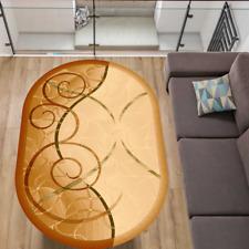 Ovaler Teppich Wollteppich 100% Schurwolle Modern APART SE Beige versch. Größen