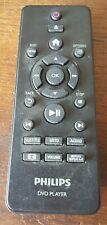 Philips DVD PLAYER REMOTE CONTROL UNKNOWN MODEL Used