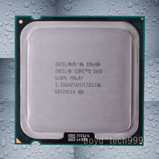Intel Core 2 Duo E8600 Dual-Core CPU 3.33 GHz 1333 MHz LGA 775/Socket T