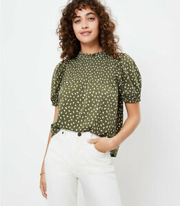 ANN TAYLOR LOFT Tee, Size Large Petite, New Arrival, New  W/ $44.50 TAG