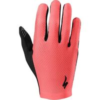 Specialized Women's Long-Fingered Grail Gloves 2018-Acid Red-Large