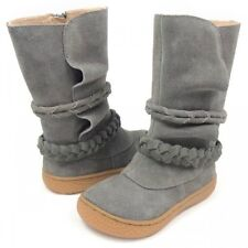NIB New LIVIE & LUCA Shoes Boots Calliope Gray 5 6 7 8 9 10