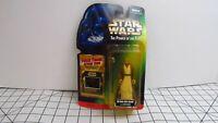 1997 Obi Wan Kenobi-Star Wars-Power of the Force Freeze Frame-MOC Hasbro